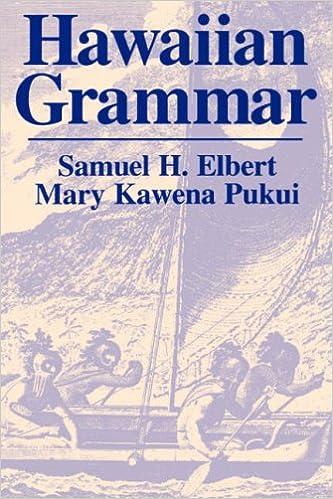 Amazon hawaiian grammar 9780824824891 samuel h elbert mary amazon hawaiian grammar 9780824824891 samuel h elbert mary kawena pukui books fandeluxe Image collections