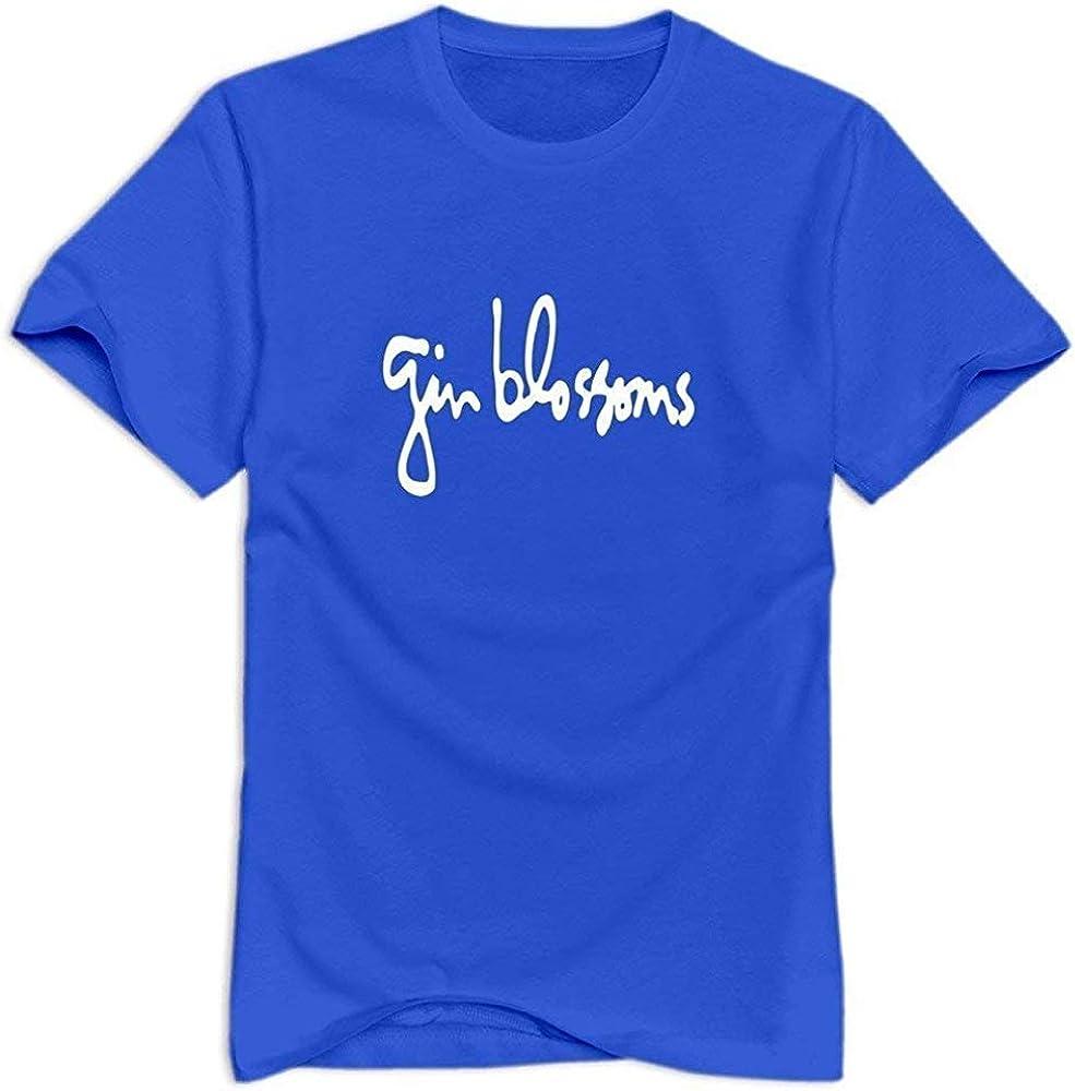 AYYUCY Camisetas y Tops Hombre Polos y Camisas Mens Gin Blossoms ...