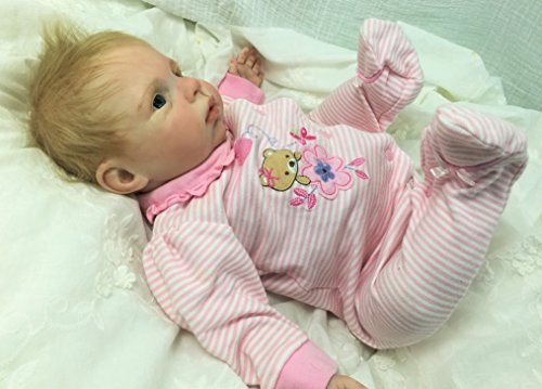 "Believable Babies' ""Honey"" Reborn Girl - Doll Therapy for..."