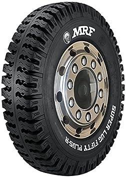MRF 8 25-16 SUPER LUG FIFTY PLUS-R N16-16 PR (Tyre + Tube +