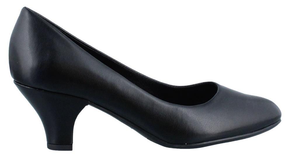 Easy Street Women's Fabulous Pump,Black,8.5 W US