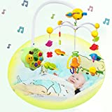 #6: Infrared Rc Remote Control Sweet Dreams Baby Mobile
