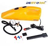 Destorm AF-6531 2-in-1 Car Vacuum Cleaner cum Air Compressor