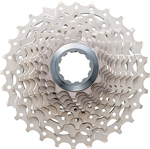 SHIMANO CS-6700 Ultegra Bicycle Cassette (10-Speed, 11/28T) Dura Ace 10 Speed Cassette