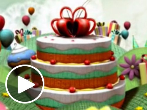 Amazon eGift Card - Birthday Fantasy (Animated) [American Greetings]