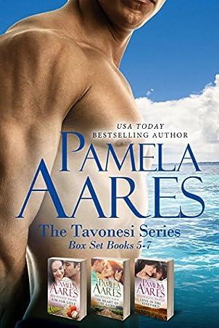 book cover of Tavonesi Series Boxed Set Books 5-7