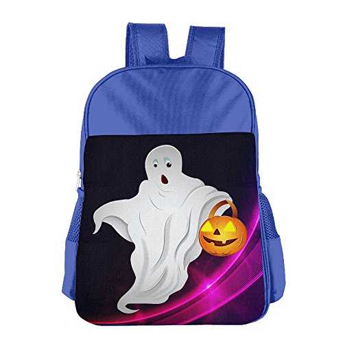 [ElishaJ Boys/Girls Halloween Teenager Schoolbag For 4-15 Years Old RoyalBlue] (Traveling Circus Costume)