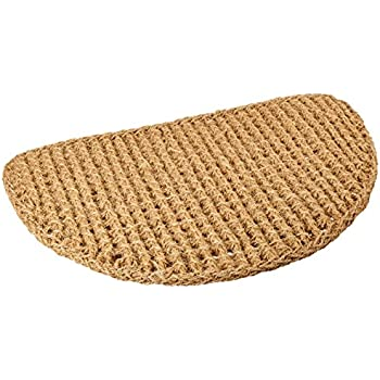 Amazon Com Kempf Half Round Dragon Coco Coir Doormat 18
