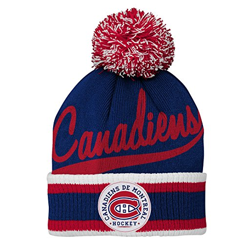 81b8cffdac3 Montreal Canadiens Cuffed Knit Hats