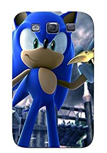 New Design Shatterproof RGyFefN682NbrOI Case For Galaxy S3 (sonic The Hedgehog Video Games )