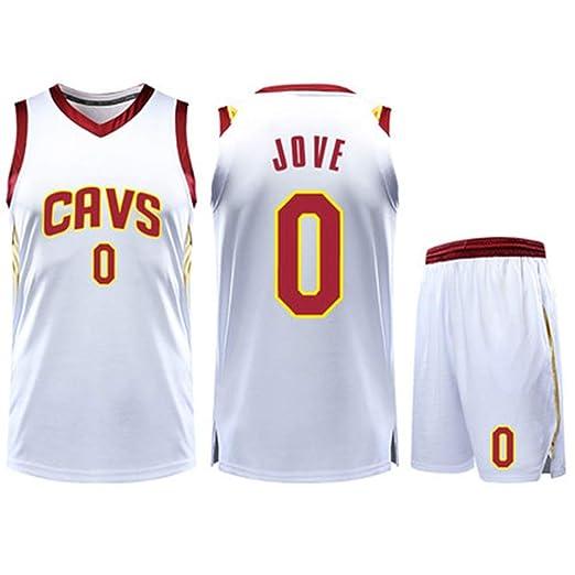 HS-QIAN1 0# Kevin Love JOVE Conjunto De Camiseta De Baloncesto De ...