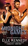 Front cover for the book Midnight Games by Elle Kennedy