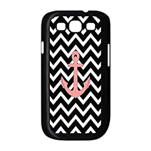 Custom Anchor Back Cover Case for SamSung Galaxy S3 I9300 JNS3-477