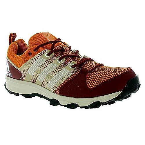 official photos e8890 294b5 Adidas Galaxy Trail M, Zapatillas de Running para Asfalto para Hombre, Rojo  (Arancionenartac