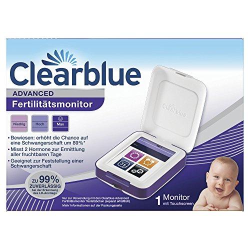 Clearblue Advanced Fertilitätsmonitor, 1 Stück