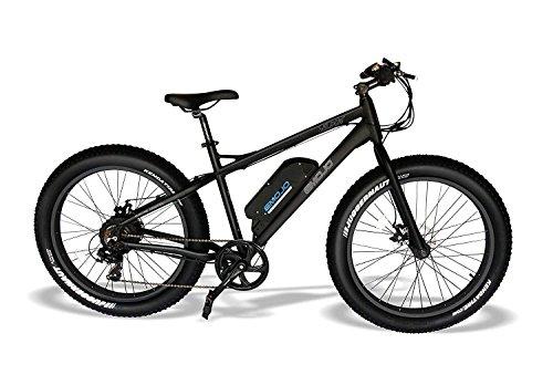 Emojo WILDCAT Electric Bike Mountain 26 inch Fat Tire Electr