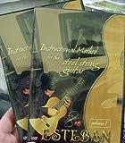 Esteban Instructional Method for the Steel String Guitar. (2 DVD set)