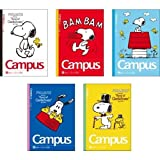 Sun-star S2625881 Campus Notes Dot A Ruled Snoopy 2