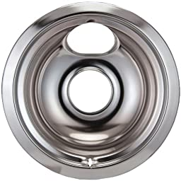 Stanco 5075-6 6-Inch Locking Notch Bowl, Chrome