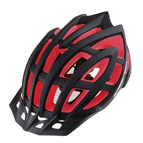 ChezMax Ultralight Integrally Molded Bike Helmet Speciali...