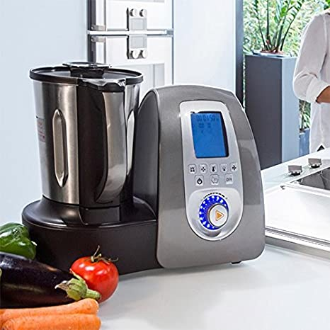 Cecomix C04010 - Robot da cucina multifunzione, colore: argento ...