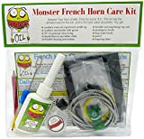 Monster French Horn Care and Cleaning Kit | Rotor