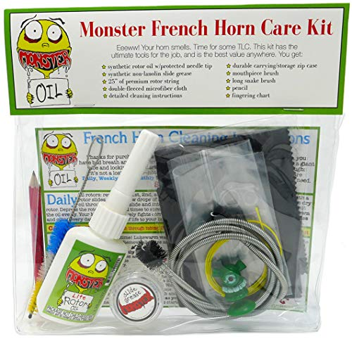 Monster French Horn Care