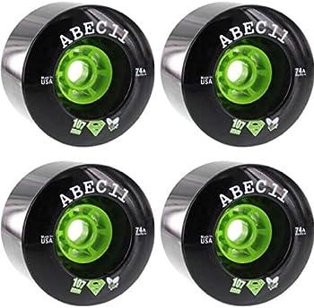 ABEC 11 SuperFly Longboard Wheels