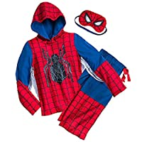 Marvel Spider-Man Deluxe Costume Sleep Set for Boys
