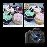 Canon EOS Rebel SL1 Digital SLR with 18-55mm STM Lens