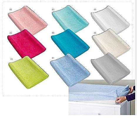 Housse de marque pour matelas à langer / table à langer / coussin à langer 7couleurs disponibles 50x 80cm 50x80_babyblau MP