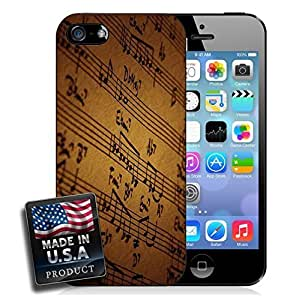 Sheet Music Notes For SamSung Galaxy S4 Phone Case Cover Hard Case