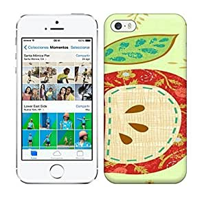 Best Power(Tm) HD Colorful Painted Watercolor There Is Nuclear For Iphone 5C Phone Case Cover Hard For Iphone 5C Phone Case Cover