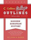 Modern European History, John R. Barber, 0060881534