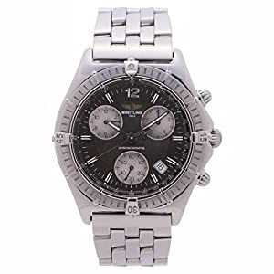 Breitling Chrono Sirius quartz mens Watch A53011 (Certified Pre-owned)