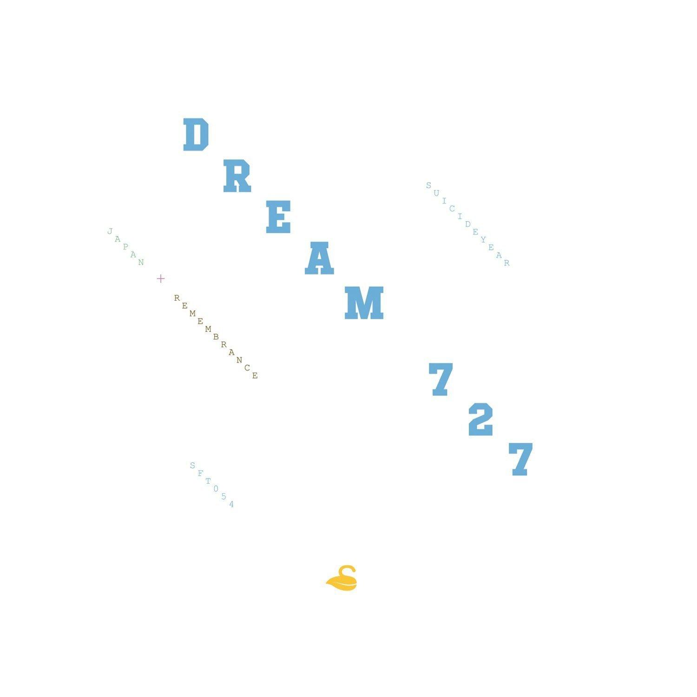 CD : Suicideyear - Dream 727 (CD)
