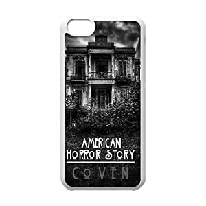 American Horror Story Coven Unique Design Case for Iphone 5C, New Fashion American Horror Story Coven Case