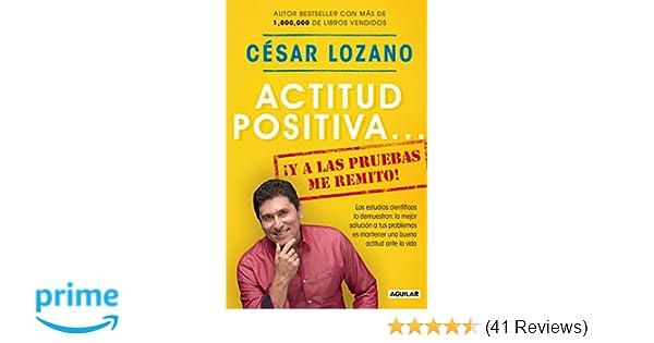 Actitud positiva y a las pruebas me remito / A Positive ...