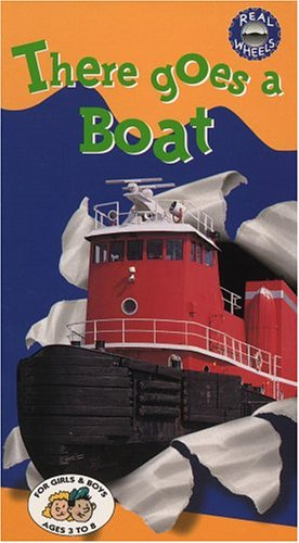 There Goes a Boat [VHS]