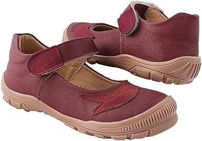 حذاء بنات كاجوال جلد نبيتى