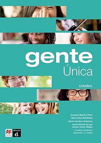 Gente Única - Libro Del Profesor & Digital Pack pdf epub