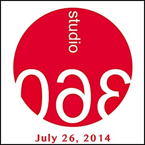 Studio 360: Tupac on Broadway & Mad Magazine Radio/TV Program