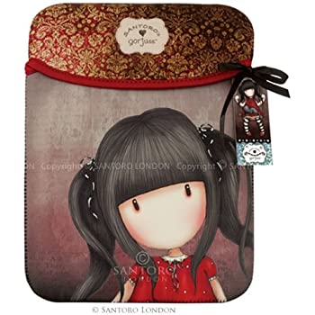 Amazon.com: Santoro Gorjuss iPad Tablet Sleeve - Hush Little ...