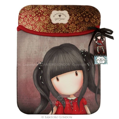 Santoro Gorjuss Ruby – Funda para tablet ipad
