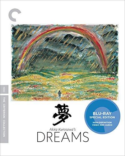 Blu-ray : Akira Kurosawa's Dreams (Criterion Collection) (Special Edition, 4K Mastering, Widescreen, Digital Theater System, )