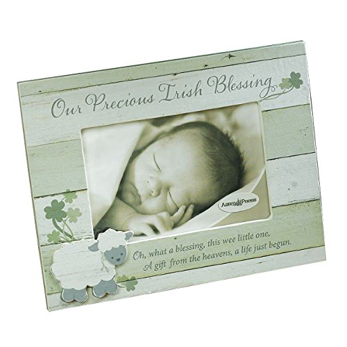 Our Precious Irish Blessing Photo Frame