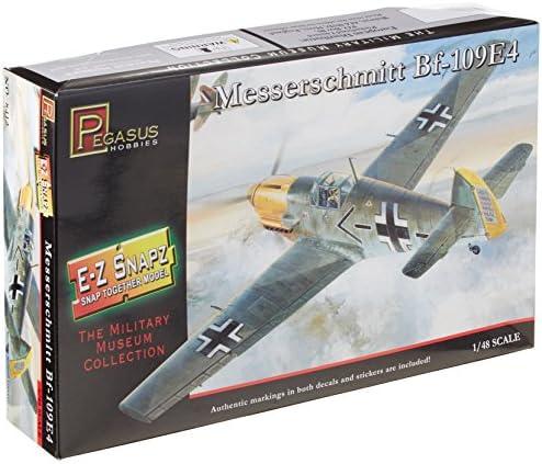 ペガサスホビー 1/48 WW.II メッサーシュミット Bf-109E4