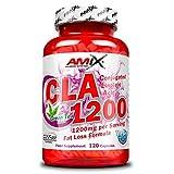 CLA 1200 Amix es un acido graso esencial que se produce a partir del acido linoleico. El CLA es un nutriente que se utiliza para controlar el peso corporal. Está demostrado mediante diversos estudios que tiene diversas funciones beneficiosas ...