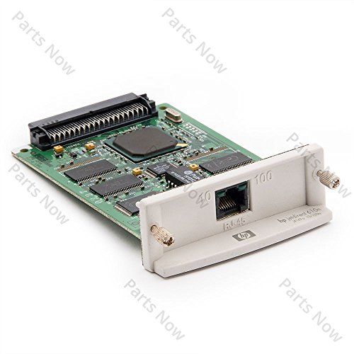 HP 610N JetDirect Card - Refurb - OEM# J4169A - EIO 10/100BTX by HP