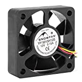 Best uxcell 12v Fans - uxcell 50mm x 15mm 12V DC Cooling Fan Review